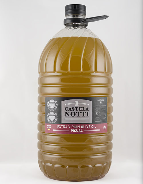 Container of 5 liters Picual